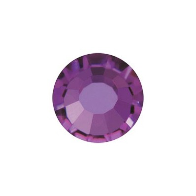 PRECIOSA THERMOADHESIVE SS20 (5 mm) AMETHYST-Pack of 144 sale