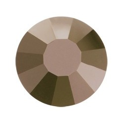 PRECIOSA THERMOADHESIVE SS20 (5 mm) BROWN FLARE-Pack of 144