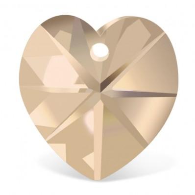 HEART PRECIOSA MM 18 HONEY-3pcs sale online, best price