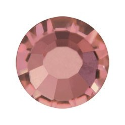 PRECIOSA THERMOADHESIVE SS30 (6, 5 mm) LIGHT BURGUNDY-Pack of