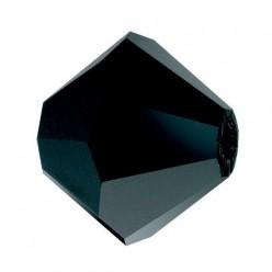 PRECIOSA BICONES MM5 black-Pack of 144 sale online, best price
