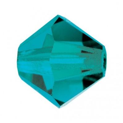 BICONE BLUE ZIRCON PRECIOSA MM5-Pack of 144 sale online, best