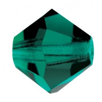 PRECIOSA BICONES MM5 EMERALD-Pack of 144 sale online, best price