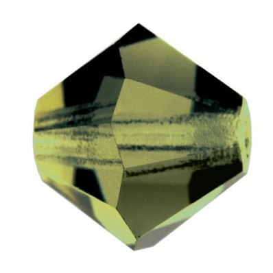 PRECIOSA BICONES MM5 OLIVINE-Pack of 144 sale online, best price