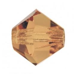 PRECIOSA BICONES MM5 LIGHT COL. Topaz-Pack of 144 sale online