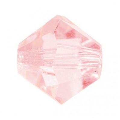 PRECIOSA BICONES MM5 LIGHT ROSE-Pack of 144 sale online, best