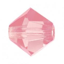 PRECIOSA BICONES MM5 ROSE-Pack of 144 sale online, best price