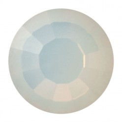 PRECIOSA THERMOADHESIVE SS20 (5 mm) WHITE OPAL AB-Pack of 144