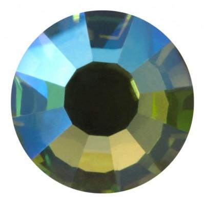 PRECIOSA THERMOADHESIVE SS20 (5 mm) OLIVINE AB-Pack of 144 sale