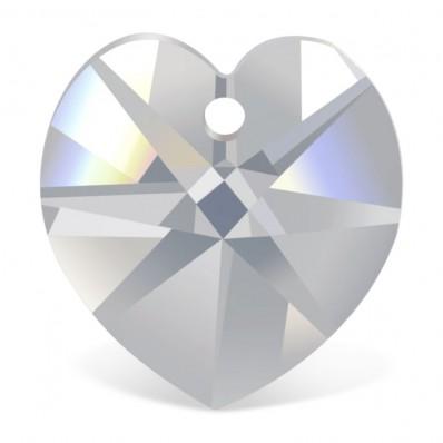 HEART 3pcs 18 MM CRYSTAL-PRECIOSA sale online, best price
