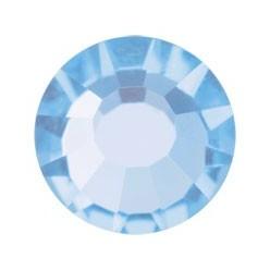 PRECIOSA THERMOADHESIVE SS10 (3 mm) LIGHT SAPPHIRE-288PZ sale