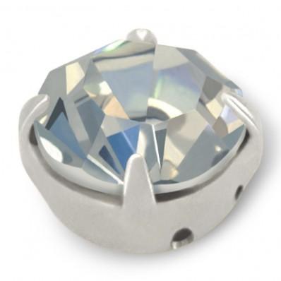 RHINESTONE ROUND SS40 CRYSTAL silver-20pcs sale online, best