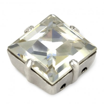 10x10 SQUARE CRYSTAL silver-3pcs sale online, best price