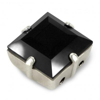 10x10 SQUARE Black-Silver-3pcs sale online, best price