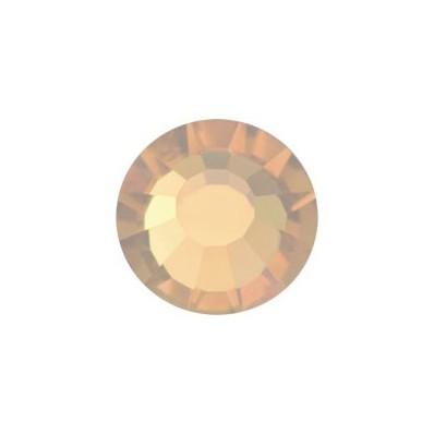 PRECIOSA THERMOADHESIVE SS16 (4 mm) LIGHT COLORADO TOPAZ-Pack