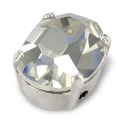 MM10x8 CRYSTAL OVAL silver-3pcs sale online, best price