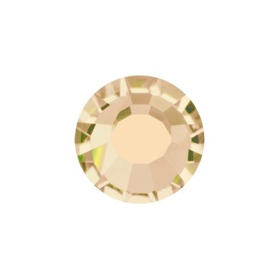 PRECIOSA THERMOADHESIVE SS16 (4 mm) HONEY-Pack of 144 sale