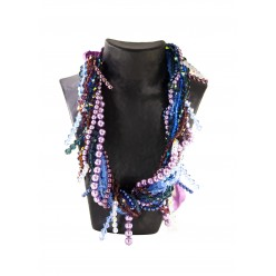 PEARL NECKLACE with Preciosa sale online, best price