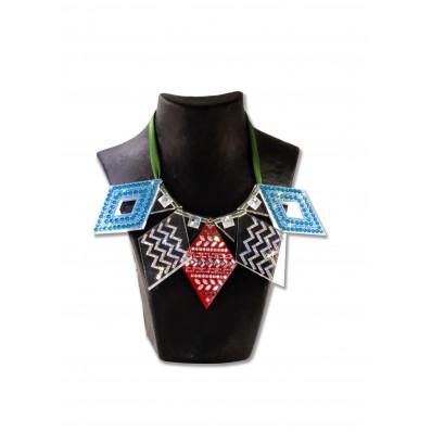 DIAMOND NECKLACE with Preciosa sale online, best price